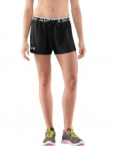 Under Armour Play Up Short Sort Dame