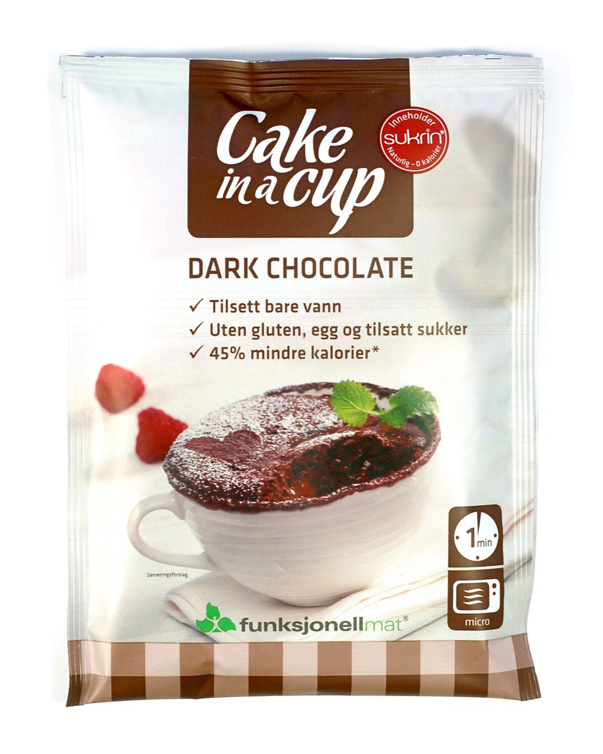 Cape in a cup sjokolade 75 g 1