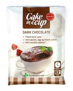 Cape in a cup sjokolade 75 g