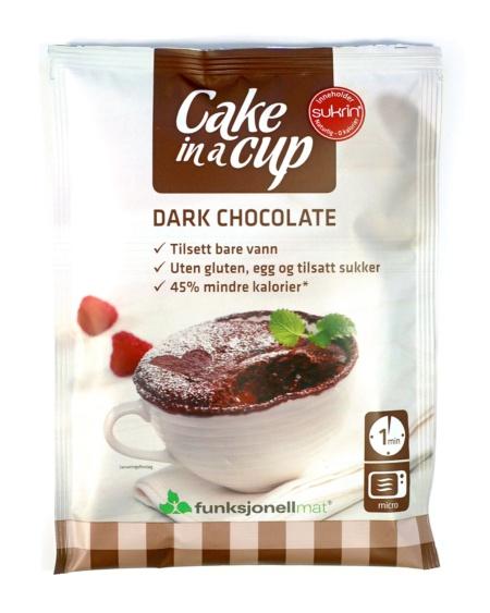 Cape in a cup sjokolade 75 g