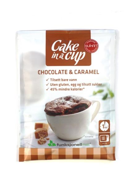 Cape in a cup sjokolade og karamell 65 g