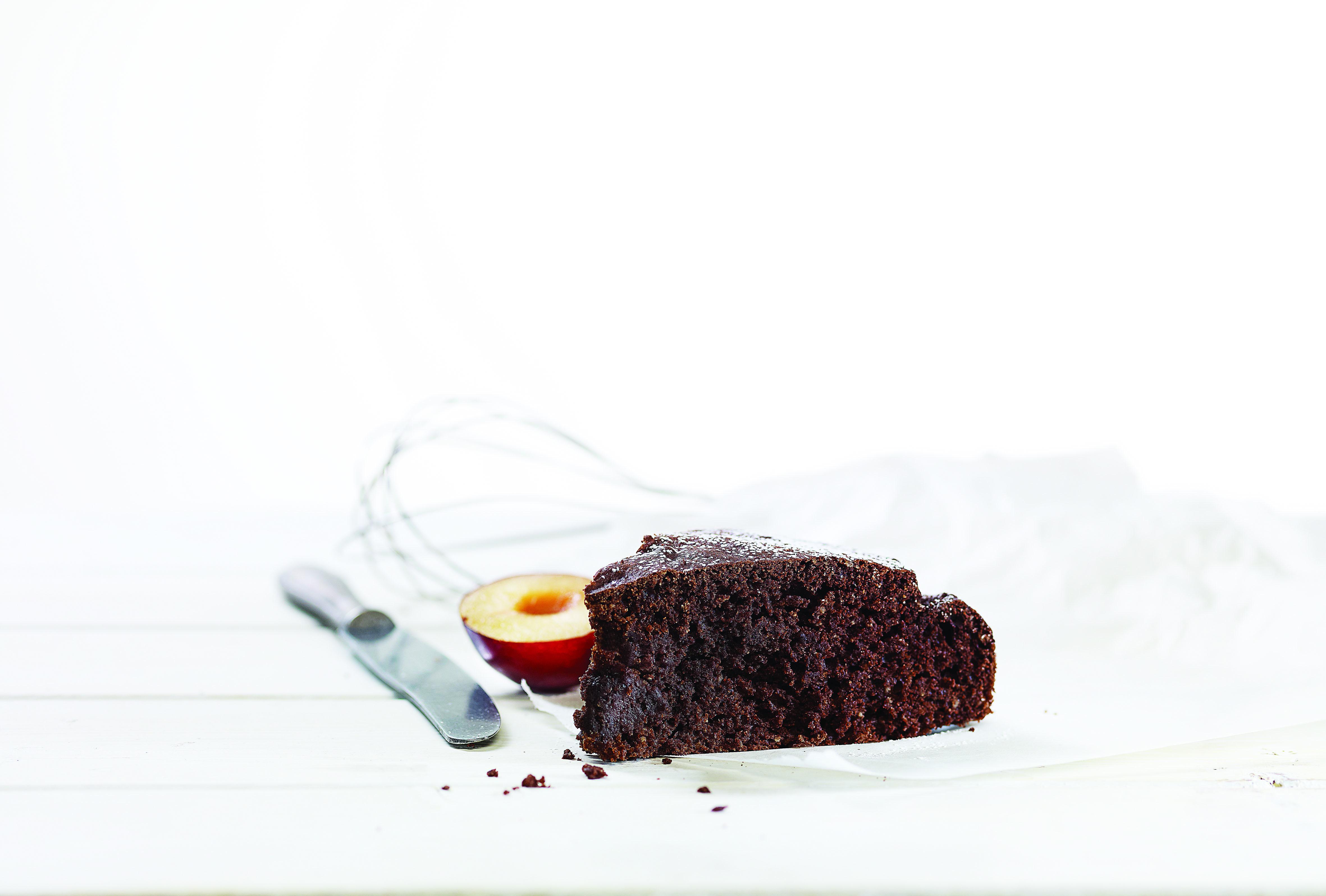 Bakemiks sunn sjokoladekake
