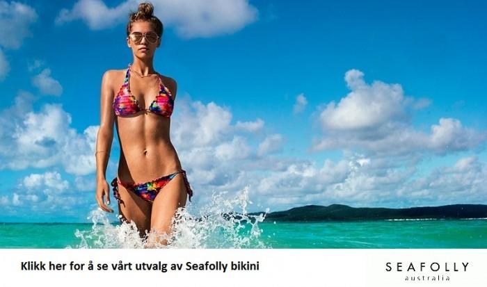 Seafolly Bikini Model