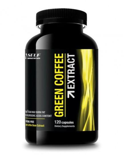 rask vektreduksjon Grønn kaffebønne kapsel