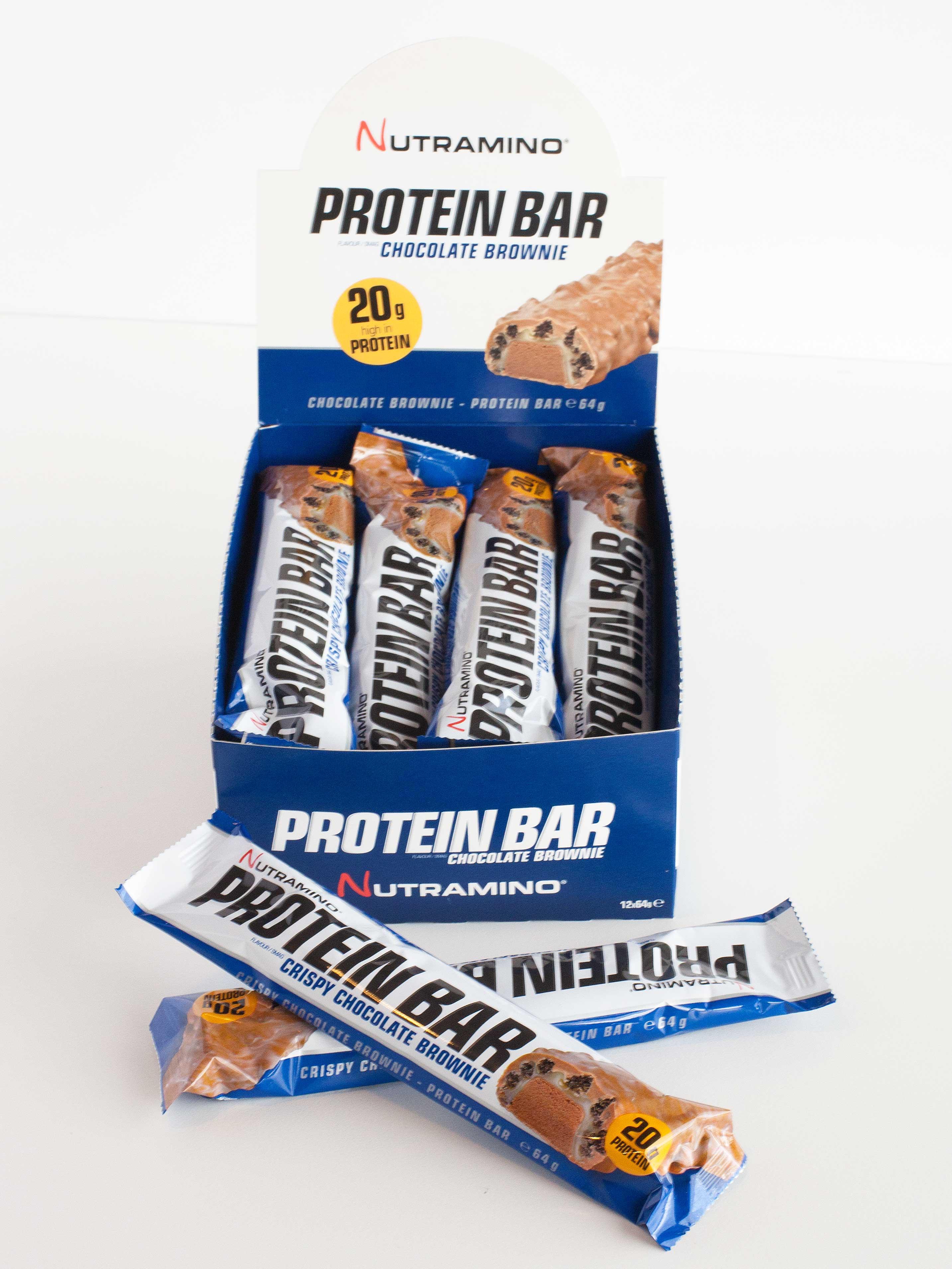 proteinbar etter trening