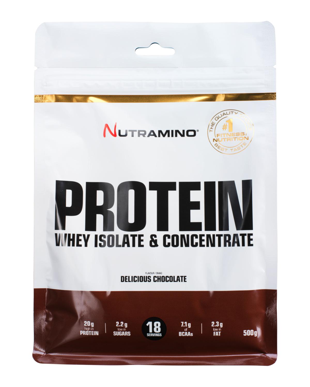 Nutramino @Choco_Protein pulver_500g