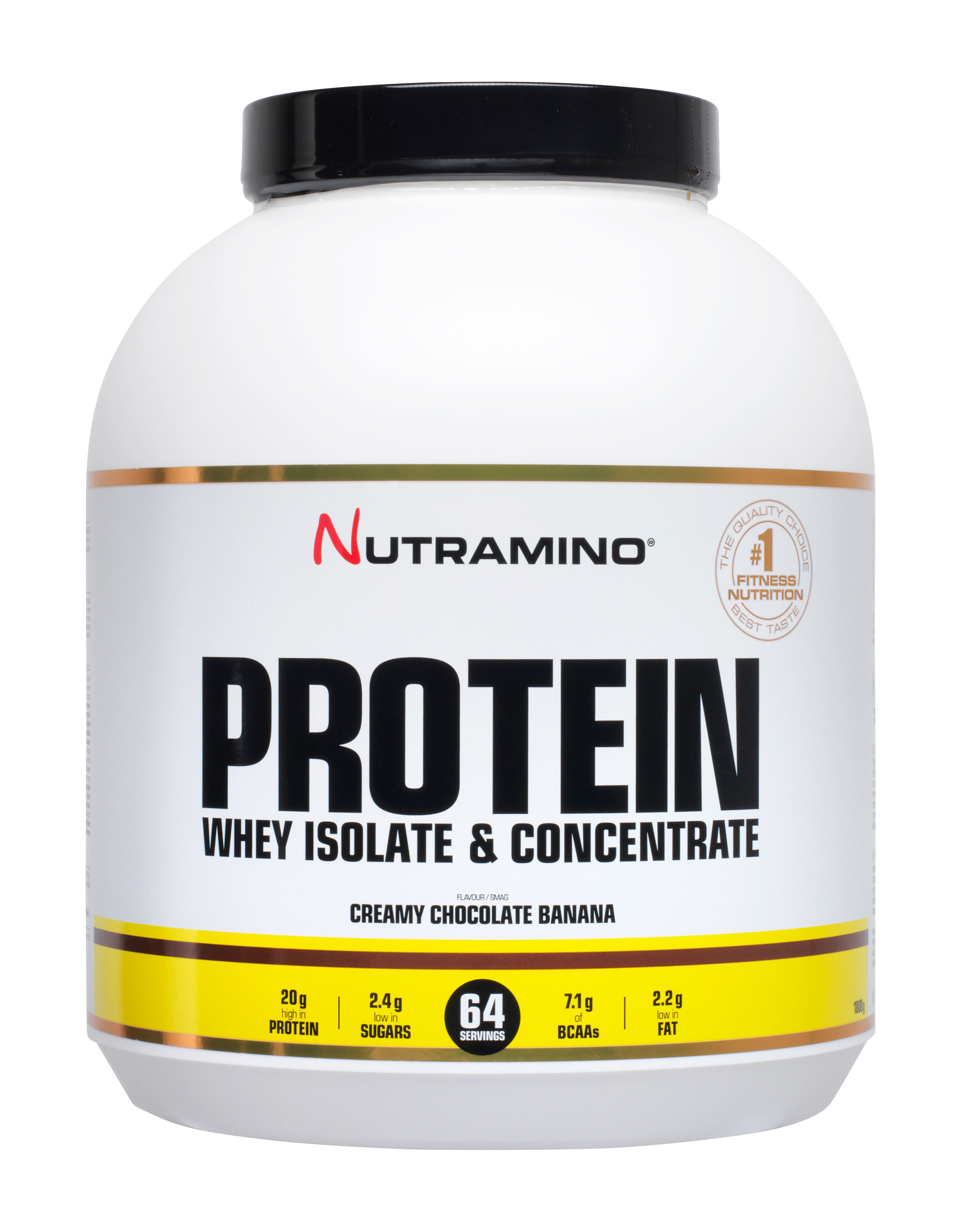 gratis proteinpulver proben