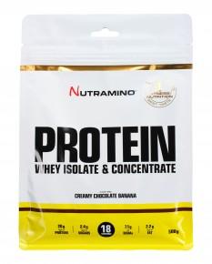 Nutramino Choco banana_Protein pulver_500g