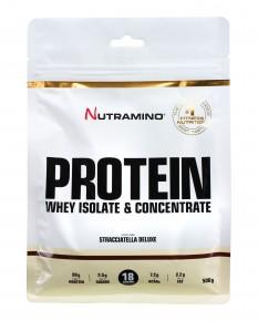 Nutramino Stracciatella_Protein pulver_500g