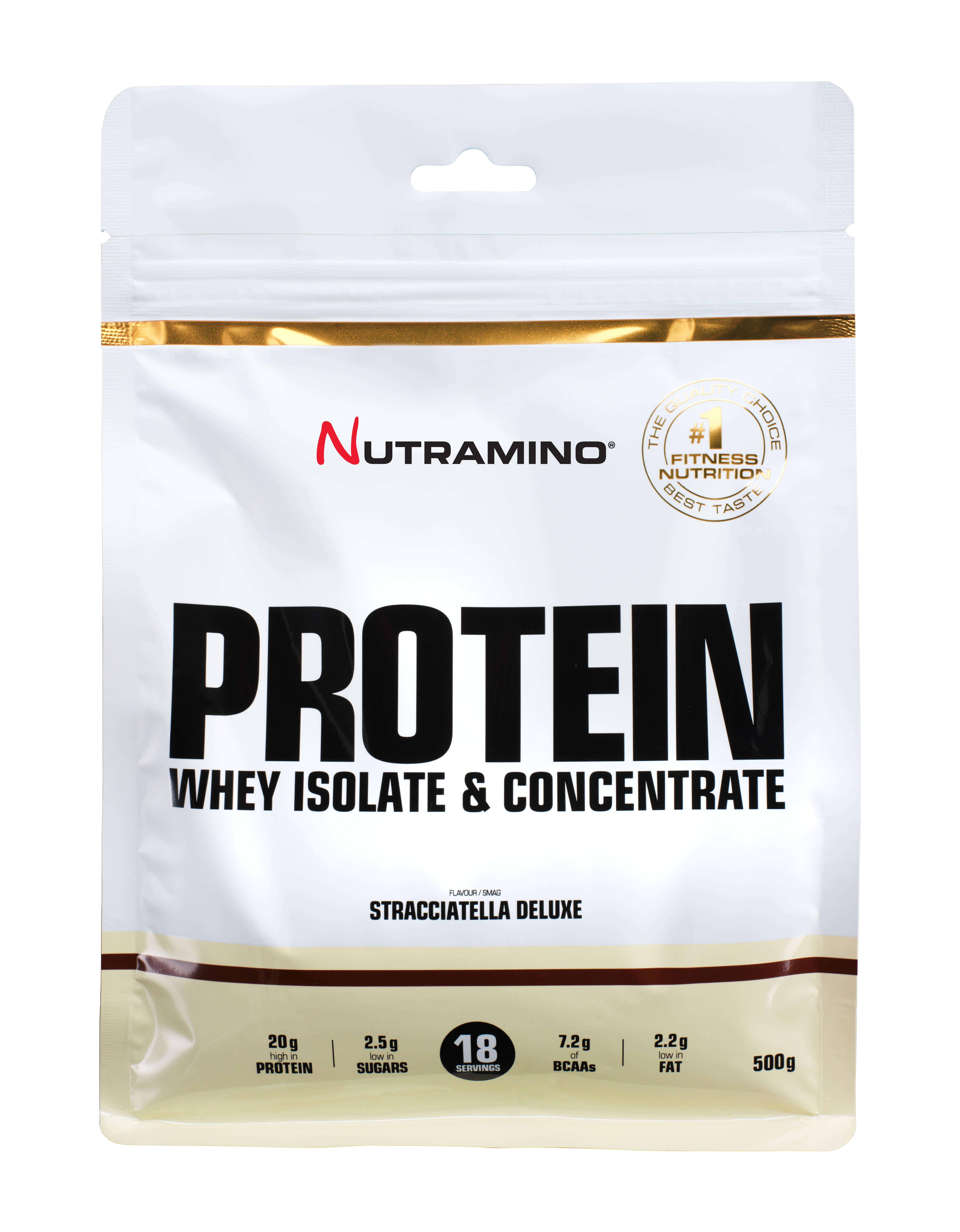 fit & smart protein by charlotte perrelli