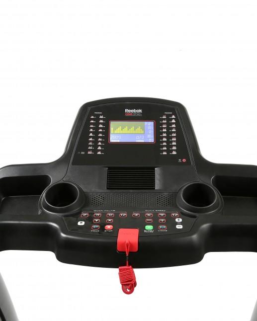 Reebok_treadmill_GT40_console