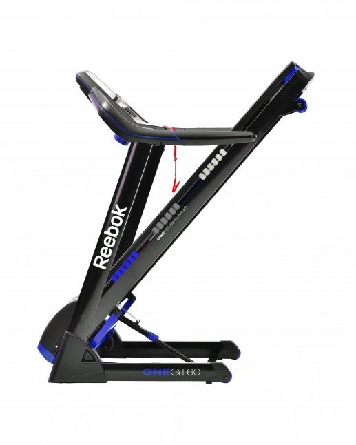 gt60 treadmill side