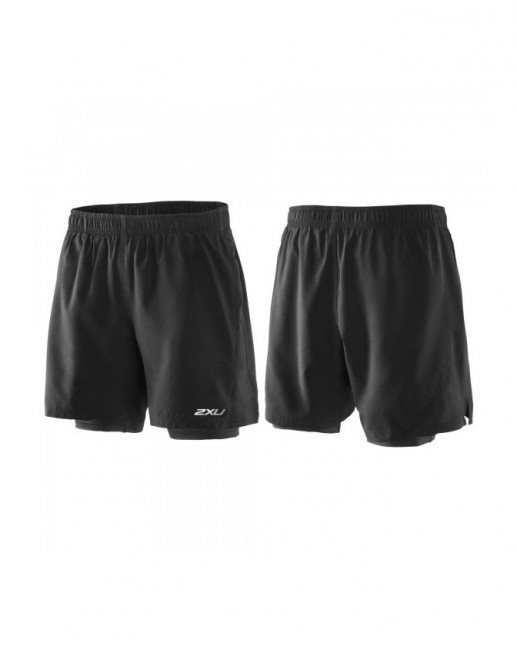 2XU Pace Compression Short MR3147b_BLKBLK-600×600