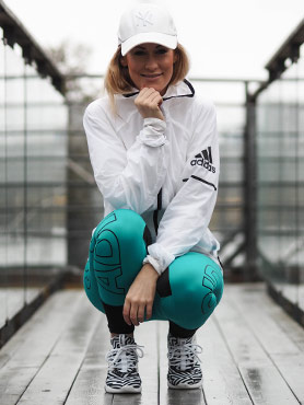 Adidas minibanner