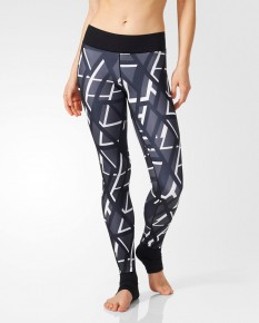 Adidas trening AJ5063_APP_on-model_standard_gradient Tights_no 1