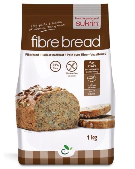 Funksjonell Mat Sunnere Fiberbrød 1kg