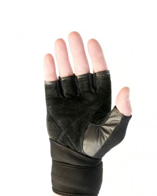 LEVITY Performance Lifting Glove Pro Black_05