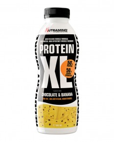 Nutramino ProteinXLShakeChocolateBanana Tights_no