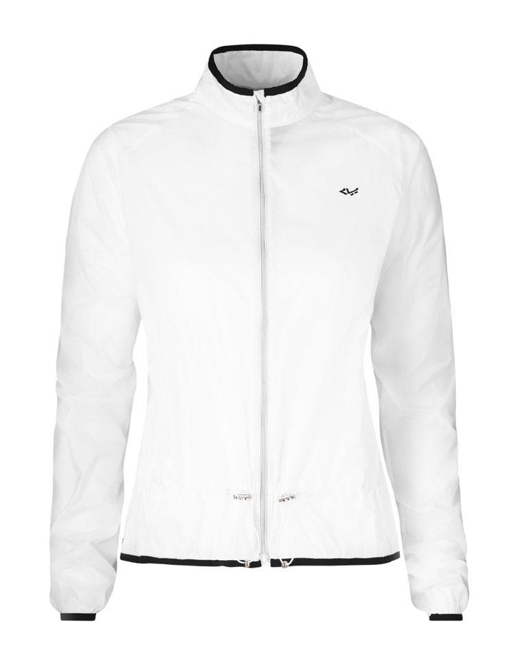 ca9d16bf Röhnisch Livy Clear Jacket White - Tights.no