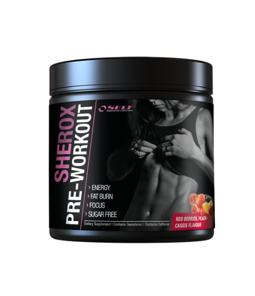 Self_Sherox_Pre-Workout