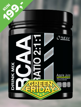 Self BCAA green f