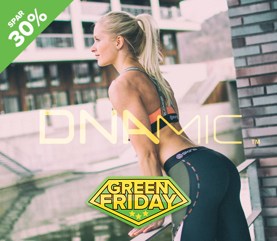 DNAMIC 30% green f