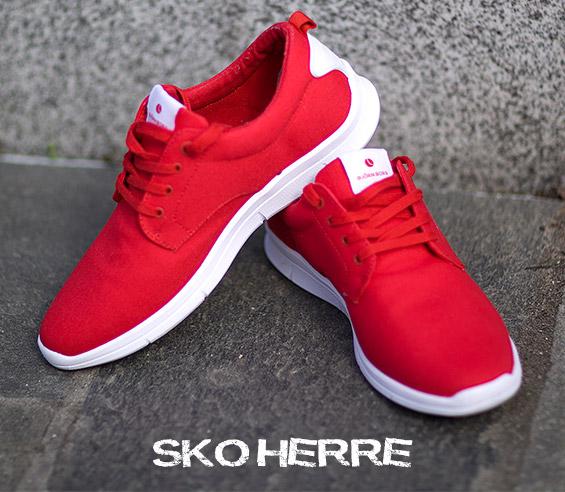 BB sko herre