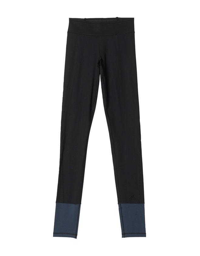 Adidas Womens Workout Super Long Tight Black Tights.no