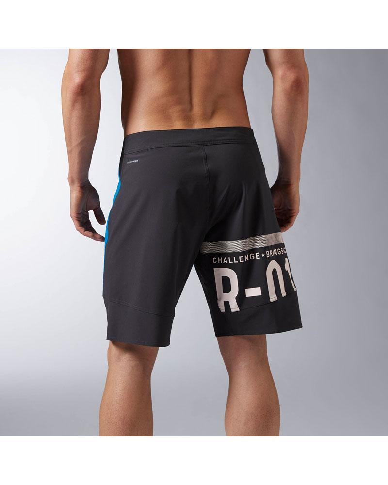 Reebok Mens One Series Strength Cordura Shorts Instinct