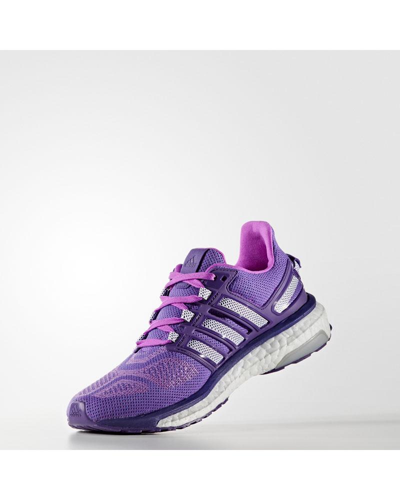 adidas Womens Energy Boost 3 W Shock Purple Tights.no