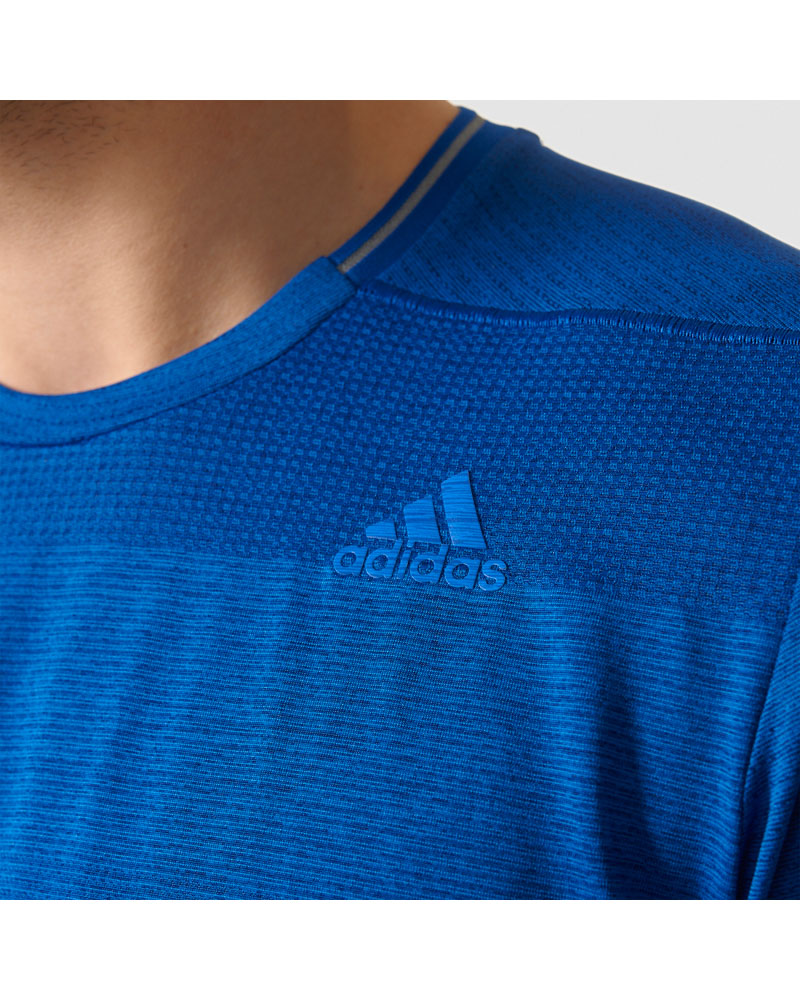 cae1ab00 adidas Mens Supernova Long Sleeve Tee - Collegiate Royal Blue ...
