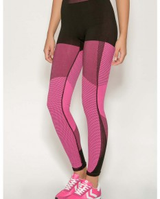 Hummel Kubra Seamless Tights Pink