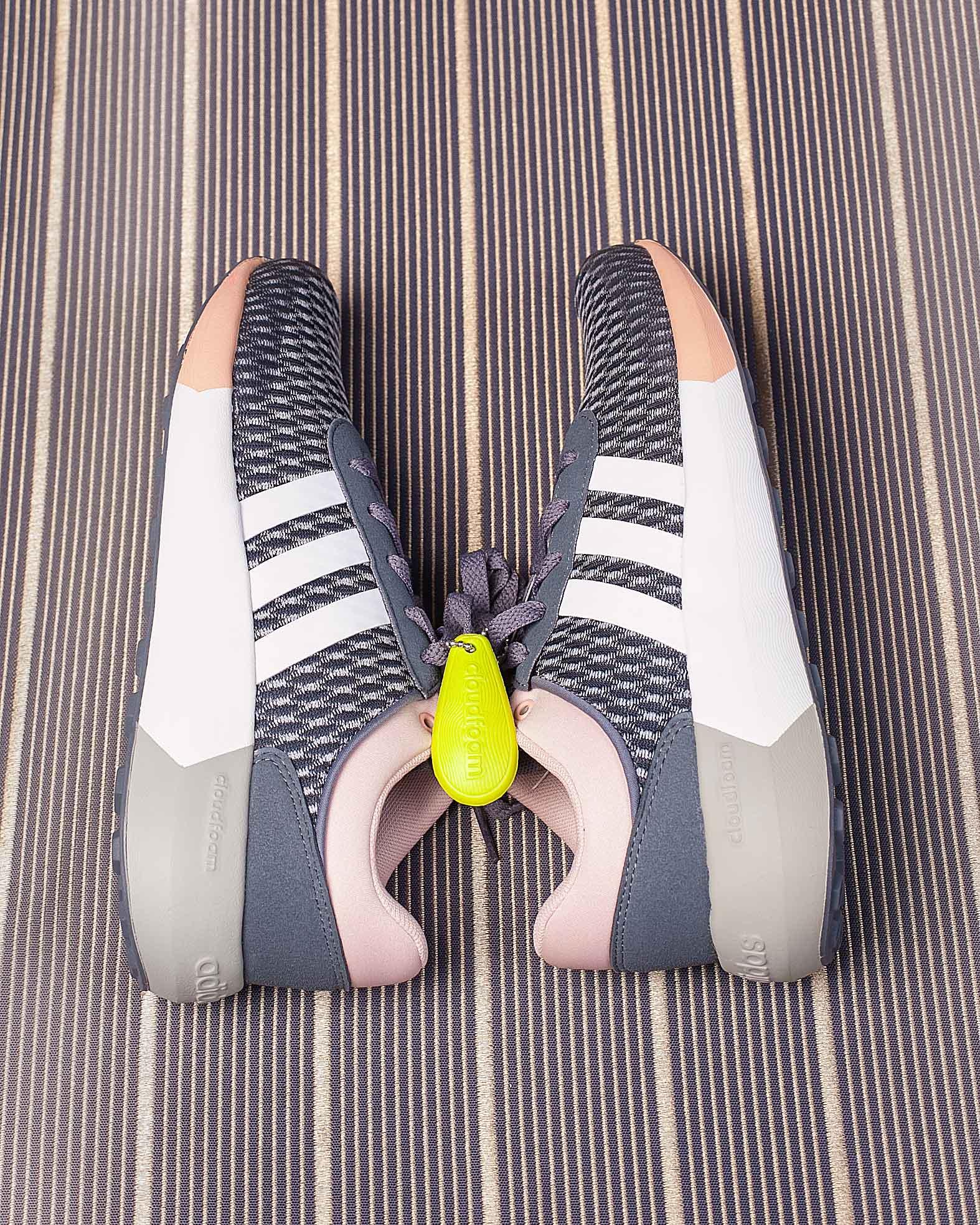 Løpesko med god demping   Adidas Cloudfoam Race Shoes