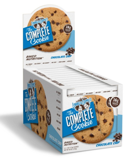Cookie Chocolate Chip 12x113g
