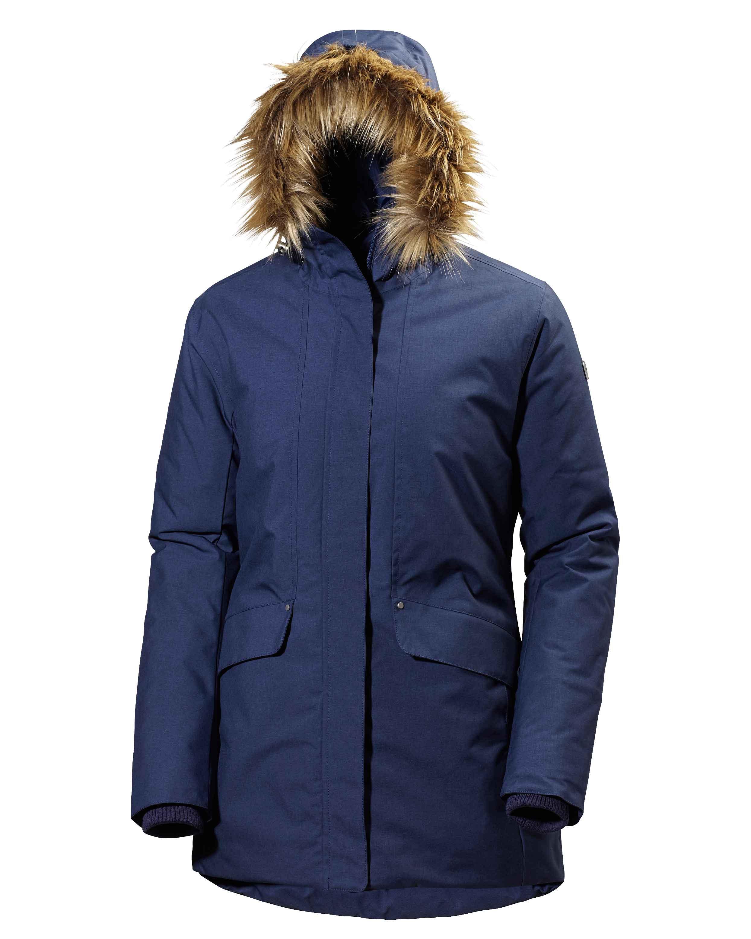 Helly Hansen Women Eira Jacket, Evening Blue Tights.no