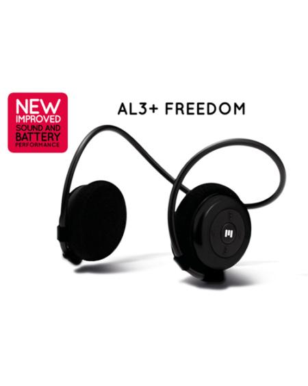 On ear trådløse høretelefoner – sort