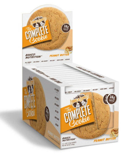 Cookie Peanut Butter 12x113g