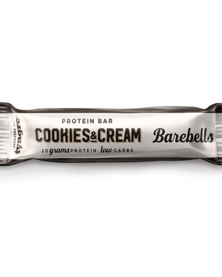 Protein Bar Cookies & Cream 55g