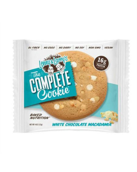 Cookie White Chocolate Macadamia 113g