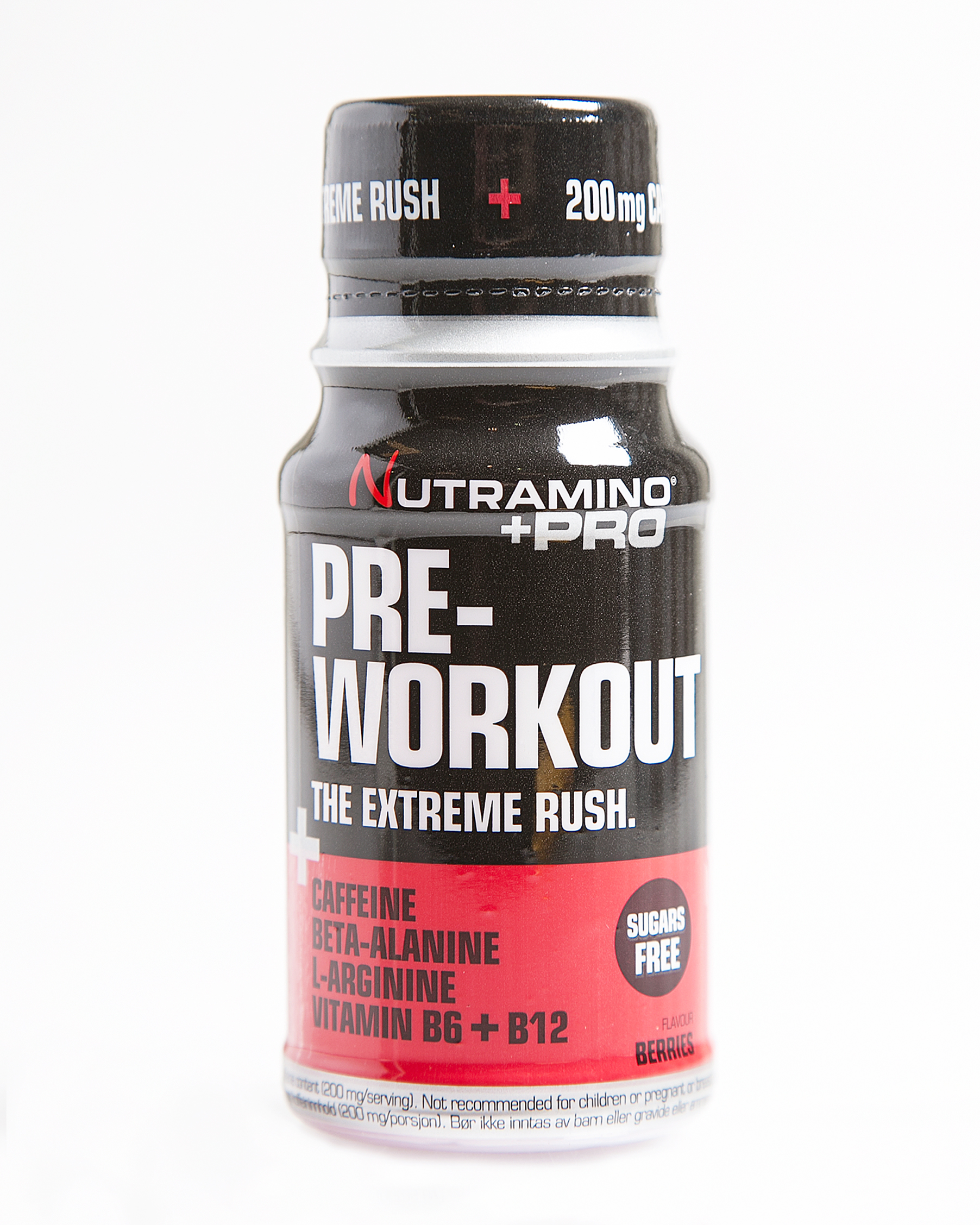 nutramino pro pre workout