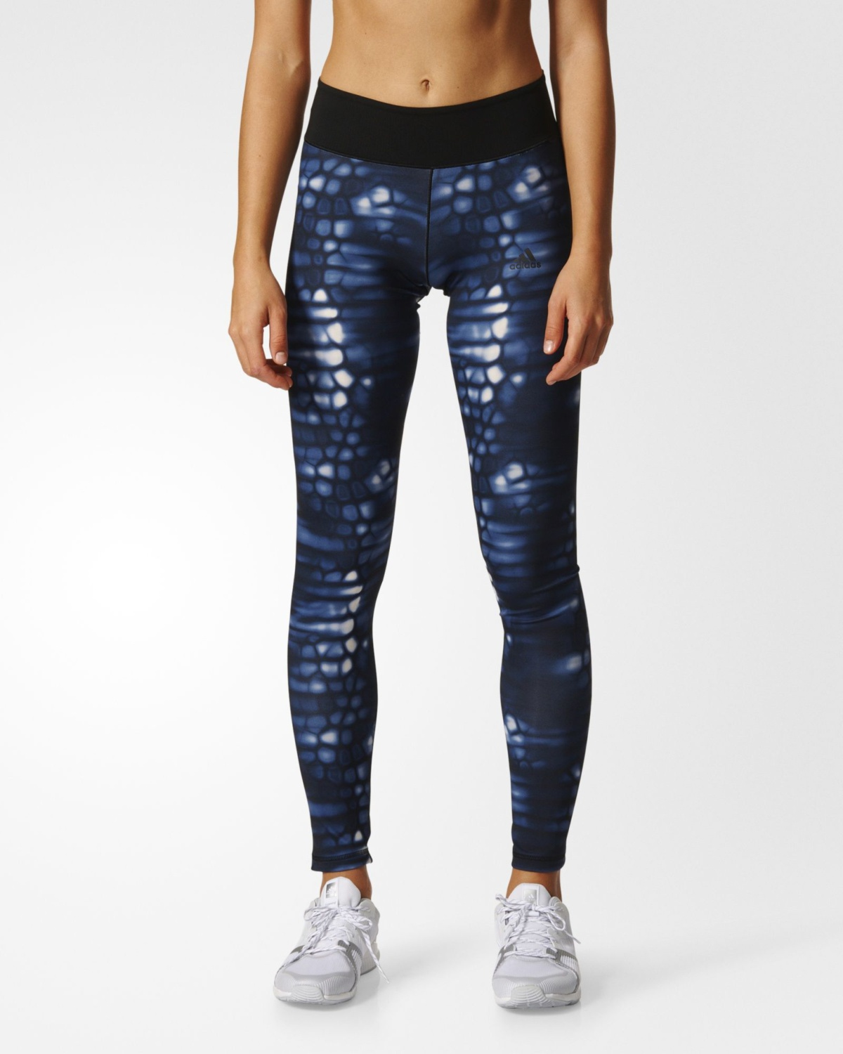 Adidas Ultimate Allover Print Ladies Tights | Start Fitness