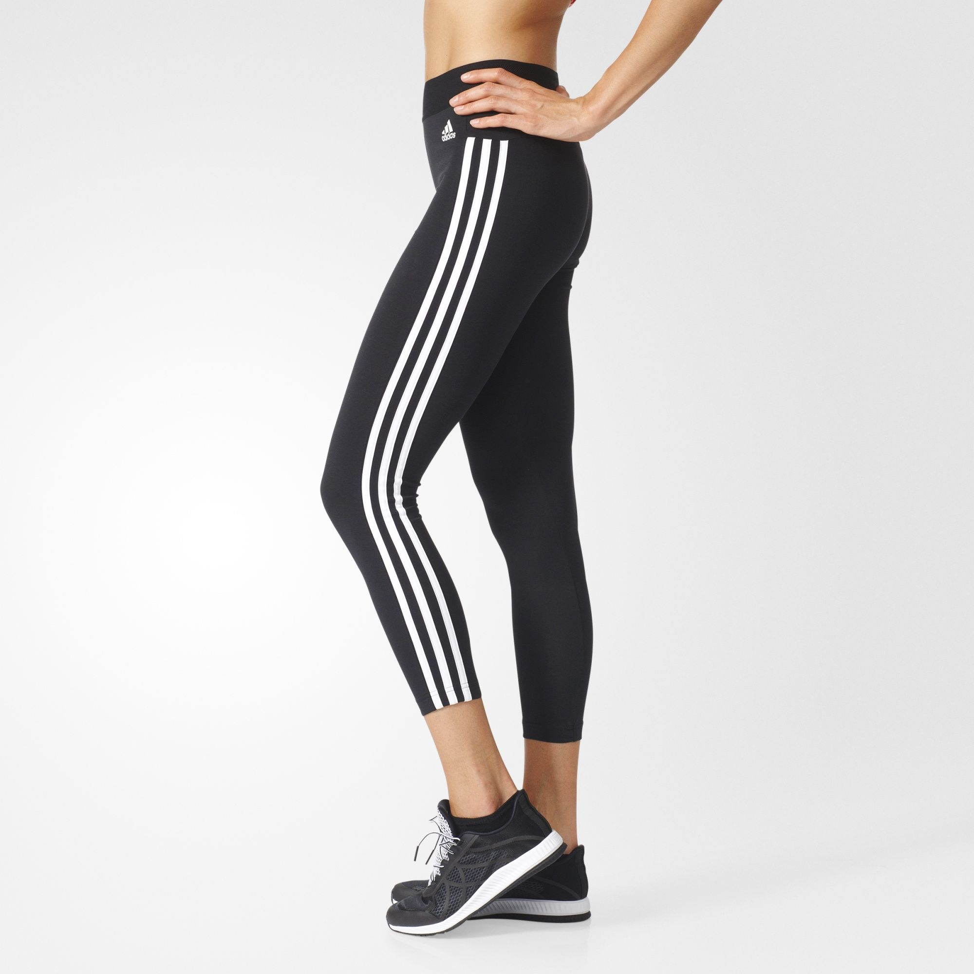 Adidas Essentials 3 Stripes Tights Tights.no