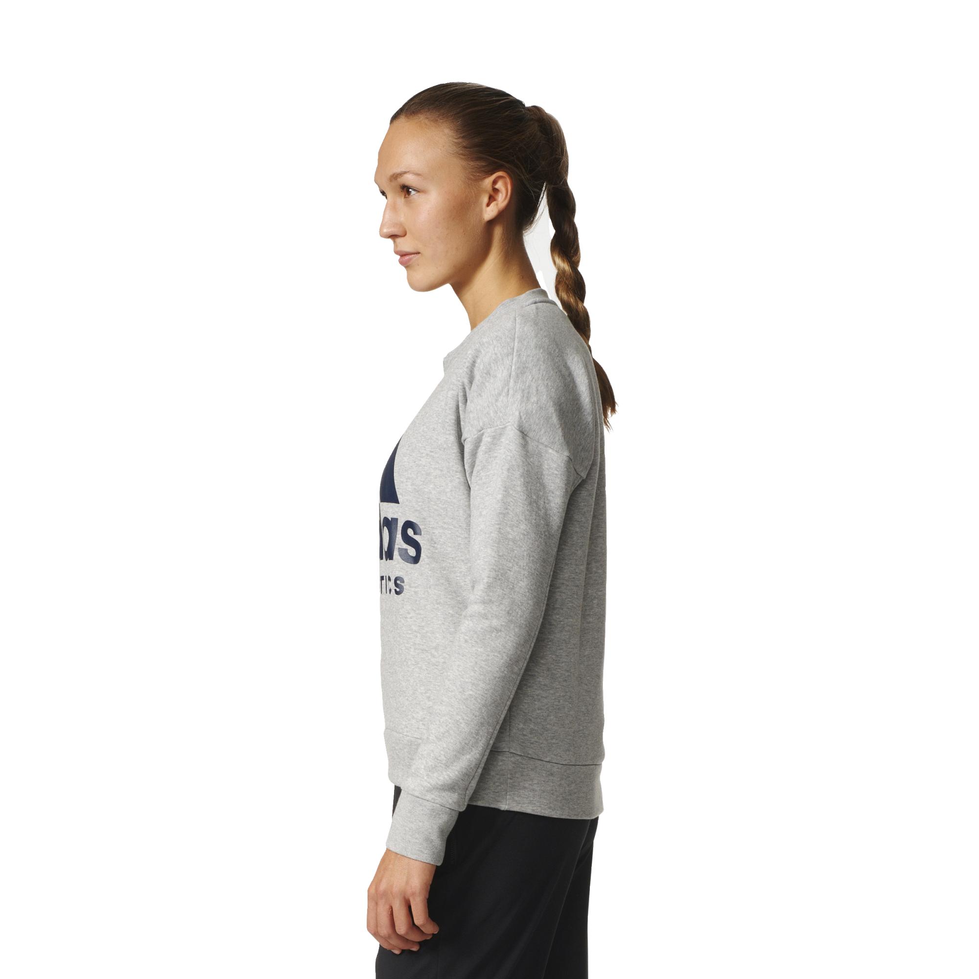 adidas sport id sweatshirt. Black Bedroom Furniture Sets. Home Design Ideas