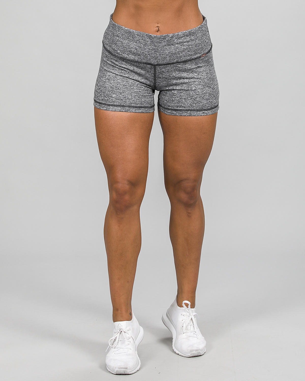 Skiny Yoga & Relax Hot Pants 082706, Black Grey Melange b