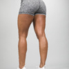 Skiny Yoga & Relax Hot Pants 082706, Black Grey Melange d e