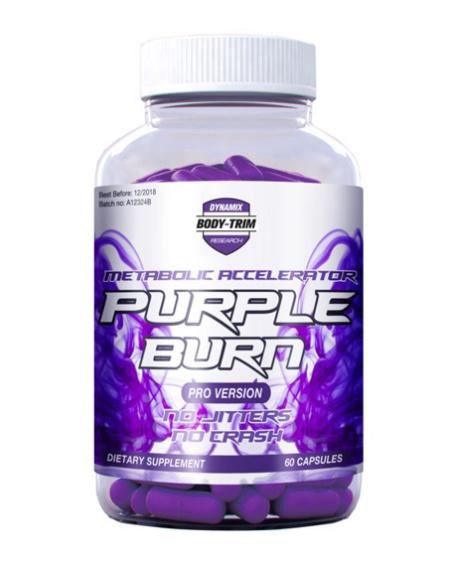 Dynamix Purple Burn 60 kapsler
