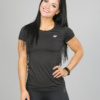 4F Active T-Shirt, Black tsdf003