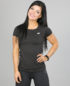 4F Active T-Shirt, Black tsdf003