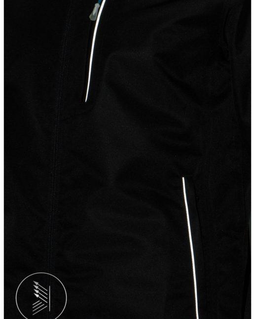 4F KUM004 Black detail