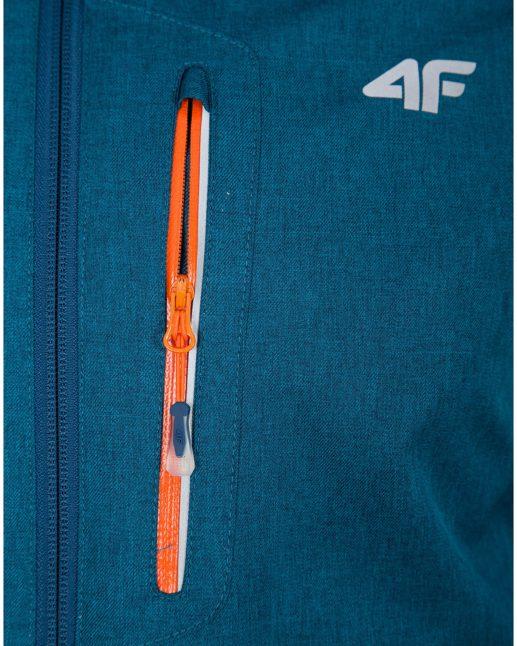 4F KUM004 Blue pocket